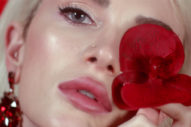 "Era Istrefi's ""Redrum"" Video Is A Sexy, Red-Hued Fantasy"