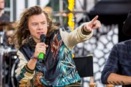"Harry Styles' Solo Debut ""Close"" To Being Ready"
