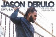 """Jason Derulo's """"Swa-La"""" Gets A Cover & Release Date"""