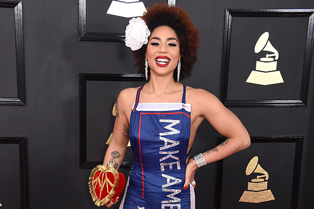 Joy Villa: Joy Villa's Trump Dress Results In Sales Boost