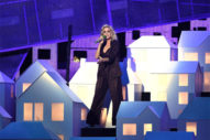 Katy Perry Conquers The Brits With Politically-Charged Performance