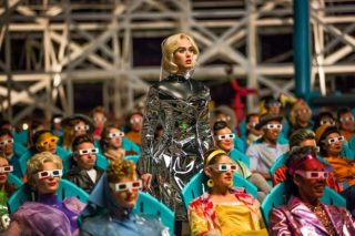 """Katy Perry Drops Retrofuturistic """"Chained To The Rhythm"""" Video"""
