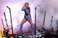 Lady Gaga Is Performing At The Grammys With Metallica