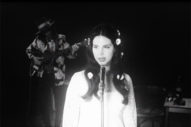 """The Past & The Present Collide In Lana Del Rey's """"Love"""" Video"""