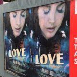 Lana Del Rey Posters Pop Up In LA