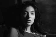 "It Looks Like Lorde's New Single Is Called ""Green Light"""