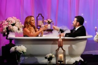 Mariah Carey Announces First Live Performance Since New Year's Eve Debacle