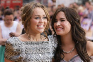 Miley Cyrus & Demi Lovato Still Hate Each Other