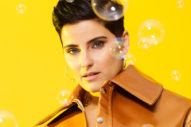 Nelly Furtado Poses For 'Cosmo,' Talks 'The Ride' & 'Loose'