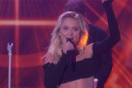"Zara Larsson Performs ""So Good"" On 'The Ellen Show'"