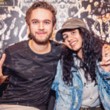"Zedd & Alessia Announce Club Collab ""Stay"""