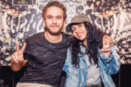 "Zedd & Alessia Cara Unite For Club Collaboration ""Stay"""