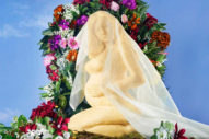 Meet Brie-Once, A Statue Of Beyonce Made From Cheese