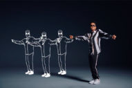 "Bruno Mars Busts A Move In ""That's What I Like"" Video"