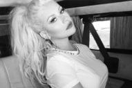 Important: Christina Aguilera Posted A Flawless Selfie On Instagram