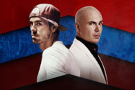 Enrique Iglesias & Pitbull Announce A Joint Summer Tour