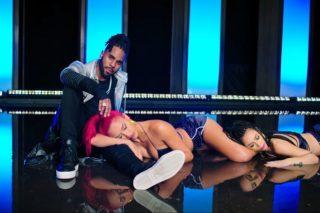 "Jason Derulo, Nicki Minaj & Ty Dolla $ign Get Freaky In ""Swalla"" Video: Watch"