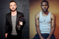 Justin Timberlake: Frank Ocean Should Have Won Album Of The Year Grammy