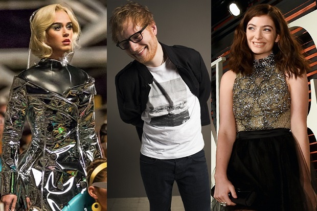 katy-perry-ed-sheeran-lorde