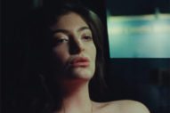"""Lorde's """"Green Light"""" Is An Angry Break-Up Anthem"""