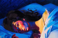 Lorde Reveals The Painted Cover Of Sophomore LP, 'Melodrama'