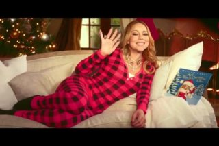 """Mariah Carey's """"All I Want For Christmas Is You"""" Gets Animated Film Treatment"""