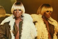"Mary J. Blige Shines In Kanye West-Featuring ""Love Yourself"": Listen"