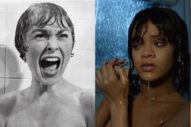 Rihanna Recreates 'Psycho' Shower Scene On 'Bates Motel' — With A Twist: Watch