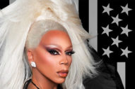RuPaul Takes A Stand On New LP 'American'