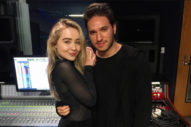 Sabrina Carpenter Hit The Studio With Jonas Blue