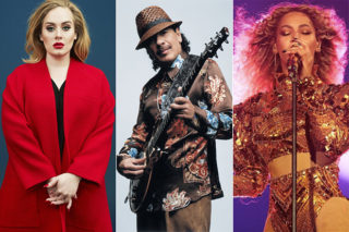 Carlos Santana Wants To Collaborate With Beyonce & Adele