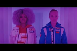 """Pink & Sia Are MIA In Stargate's """"Waterfall"""" Video: Watch"""