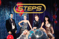 "Steps Return With ""Scared Of The Dark"" & It's A Camp Delight"