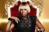 Mary J. Blige Unveils The Cover Of 13th LP, 'Strength Of A Woman'