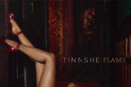 "Tinashe Unveils The Cover Of New Single ""Flame"""