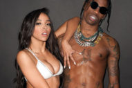 Tinashe Grabs Travis Scott's Crotch In British 'GQ' Shoot
