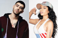 Zayn Malik & Nicki Minaj Might Have A Collaboration On The Way
