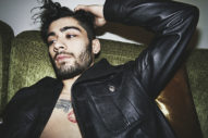 Versus Taps Zayn Malik For Their SS17 Campaign: 6 Brooding Pics