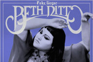 Beth Ditto Shares The Cover & Tracklist Of Debut LP, 'Fake Sugar'