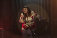 "Square-Dancing, Fights & A Corn Dog: Welcome To Beth Ditto's ""Fire"" Video"