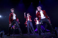 K-Pop Group BTS Brings 'The Wings Tour' To Los Angeles: Review