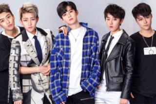 Meet ACrush: China's First Non-Binary Boy Band
