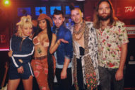 "DNCE Teams Up With Nicki Minaj For New Single ""Kissing Strangers"""