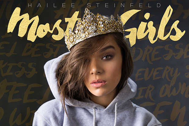 hailee-steinfeld-most-girls-cover