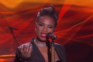 "Jennifer Hudson Performs ""Remember Me"" On 'The Ellen Show'"