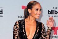 "Jennifer Lopez Premieres New Single ""Mírate"" At Billboard Latin Awards: Watch"