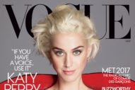 Katy Perry Covers 'Vogue' May 2017 Issue, Talks Upcoming Tour: 9 Pics
