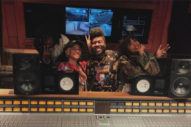 Kelly Rowland Hits The Studio With Khalid, 6LACK & Quiñ