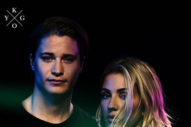 "Ellie Goulding & Kygo Team Up For The ""First Time"""