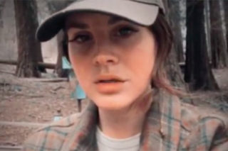 Lana Del Rey Came Up With A Song On The Way Home From Coachella